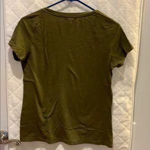 Merona Tops - Merona Detailed T-shirt